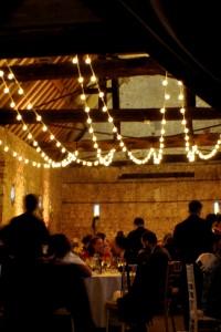 Beautiful Barn Lighting - Festoon