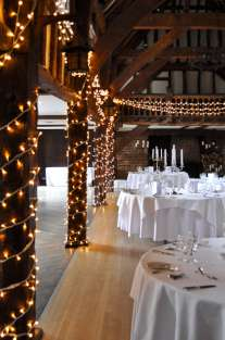 Fairy Lights At Great Fosters