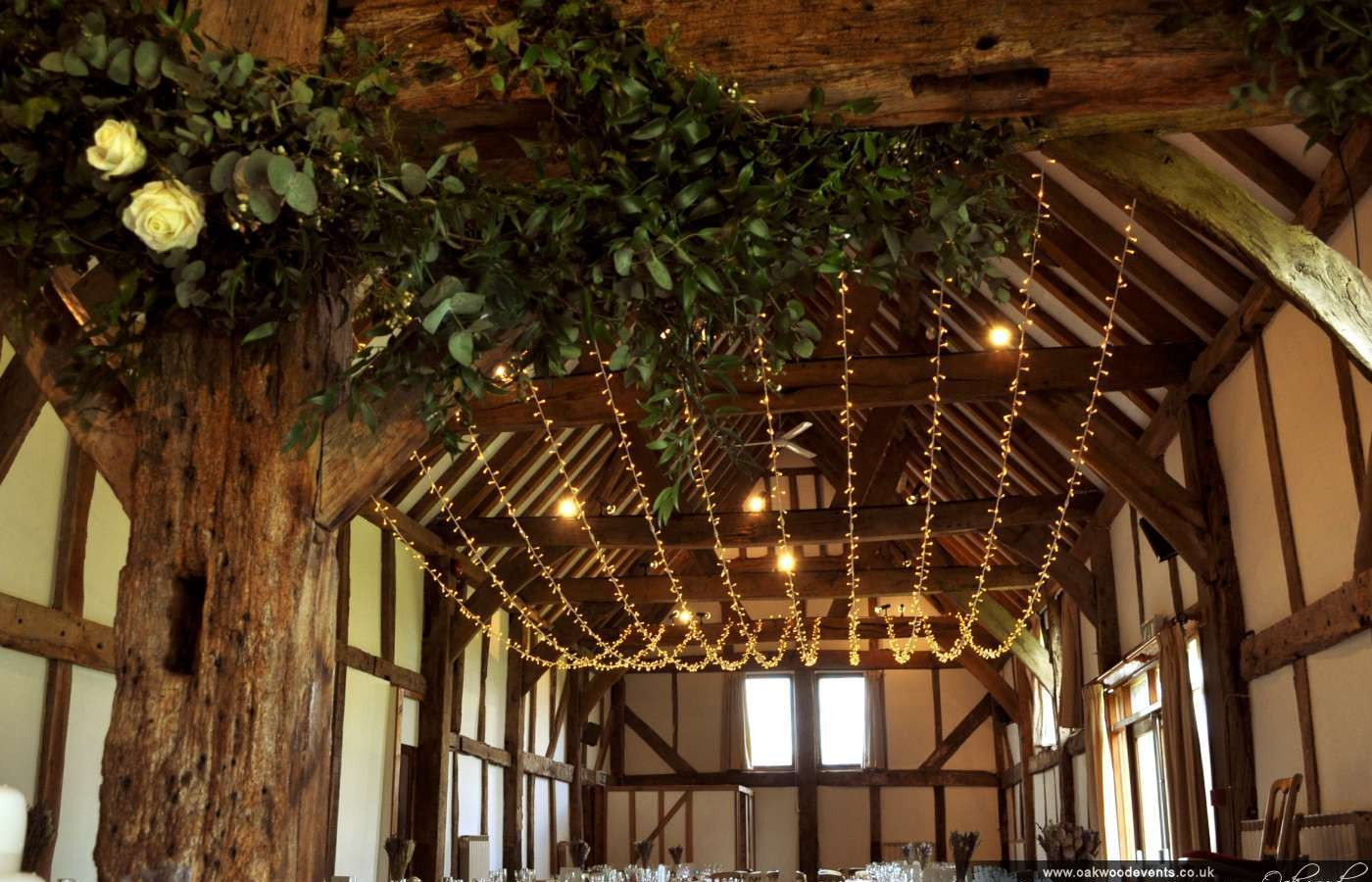 Fairy Lights At Loseley Park