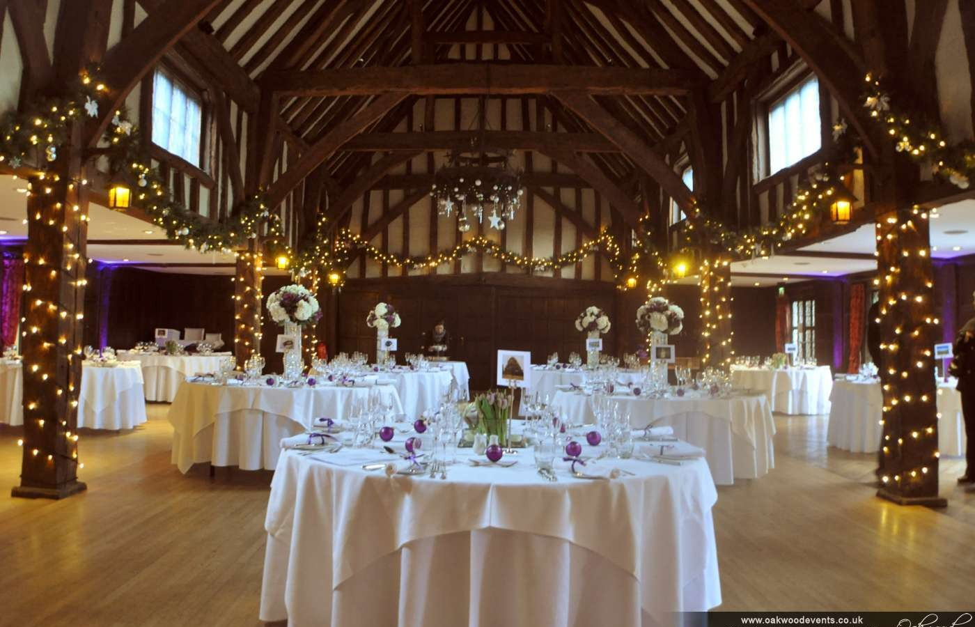 Blog Latest News From Oakwood Events