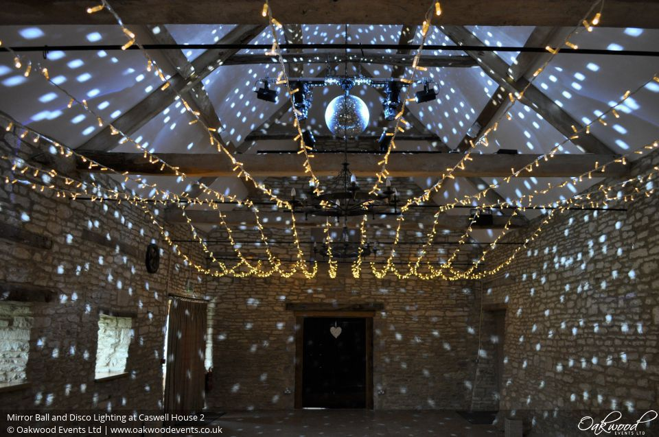 Mirror ball and disco lighting at caswell house glitter ball aloadofball Image collections