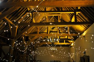 Ufton Court Festoon Lights
