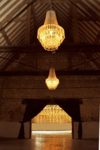 Warm Golds At The Monks Barn