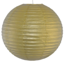 Gold paper lantern colour swatch