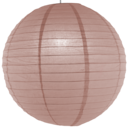 Toasted Almond paper lantern colour swatch
