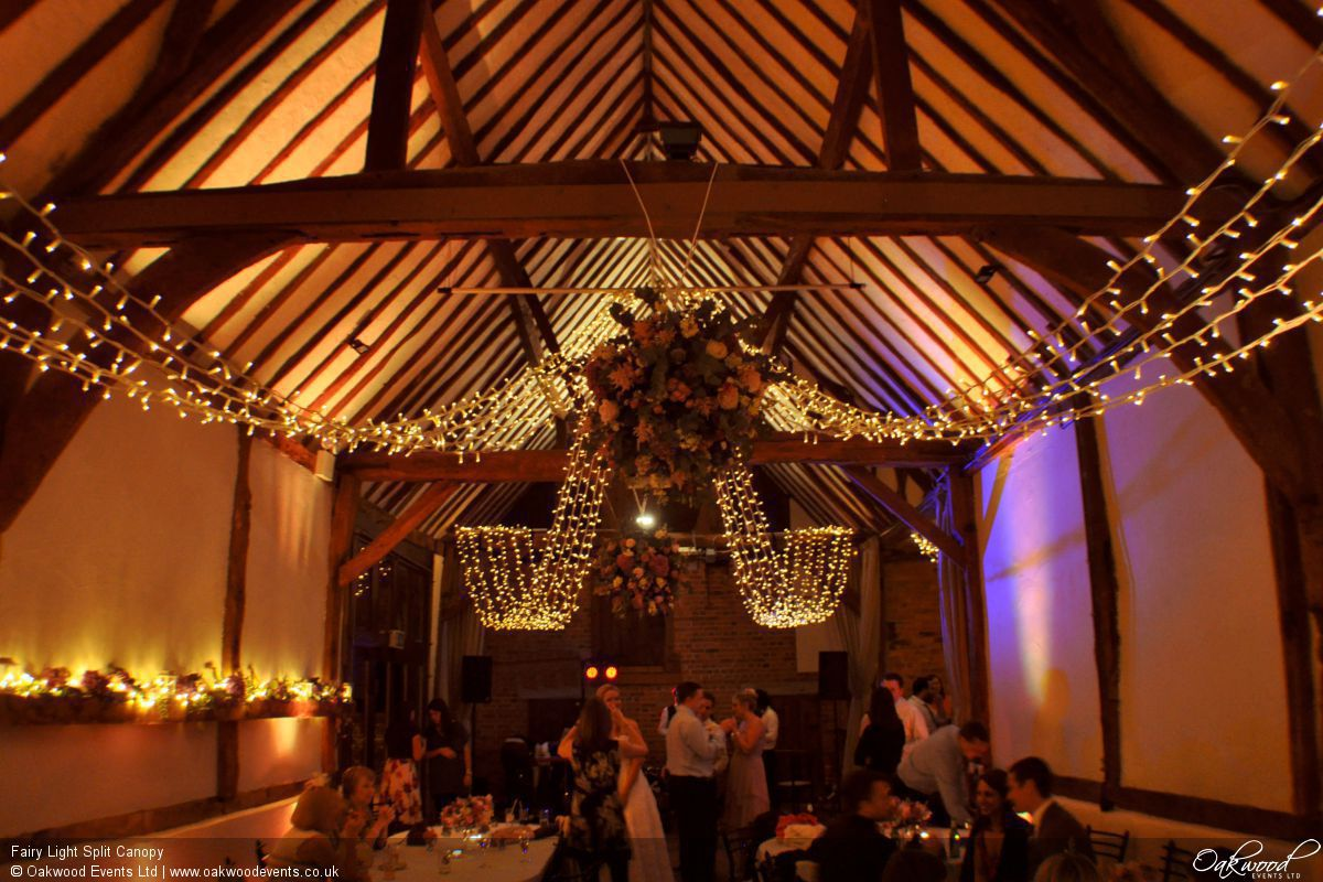 Wedding Lighting Portfolio Oakwood Events