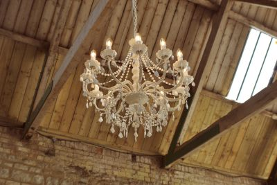 Ivory Chandelier
