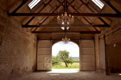 Vintage Style Barn Chandeliers