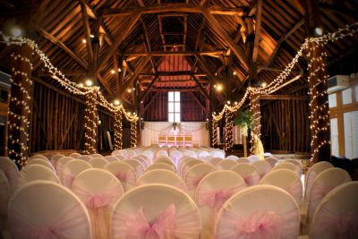 Fairy Light Pillars and Swags