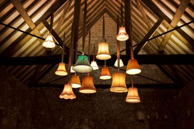 Lampshade Cluster
