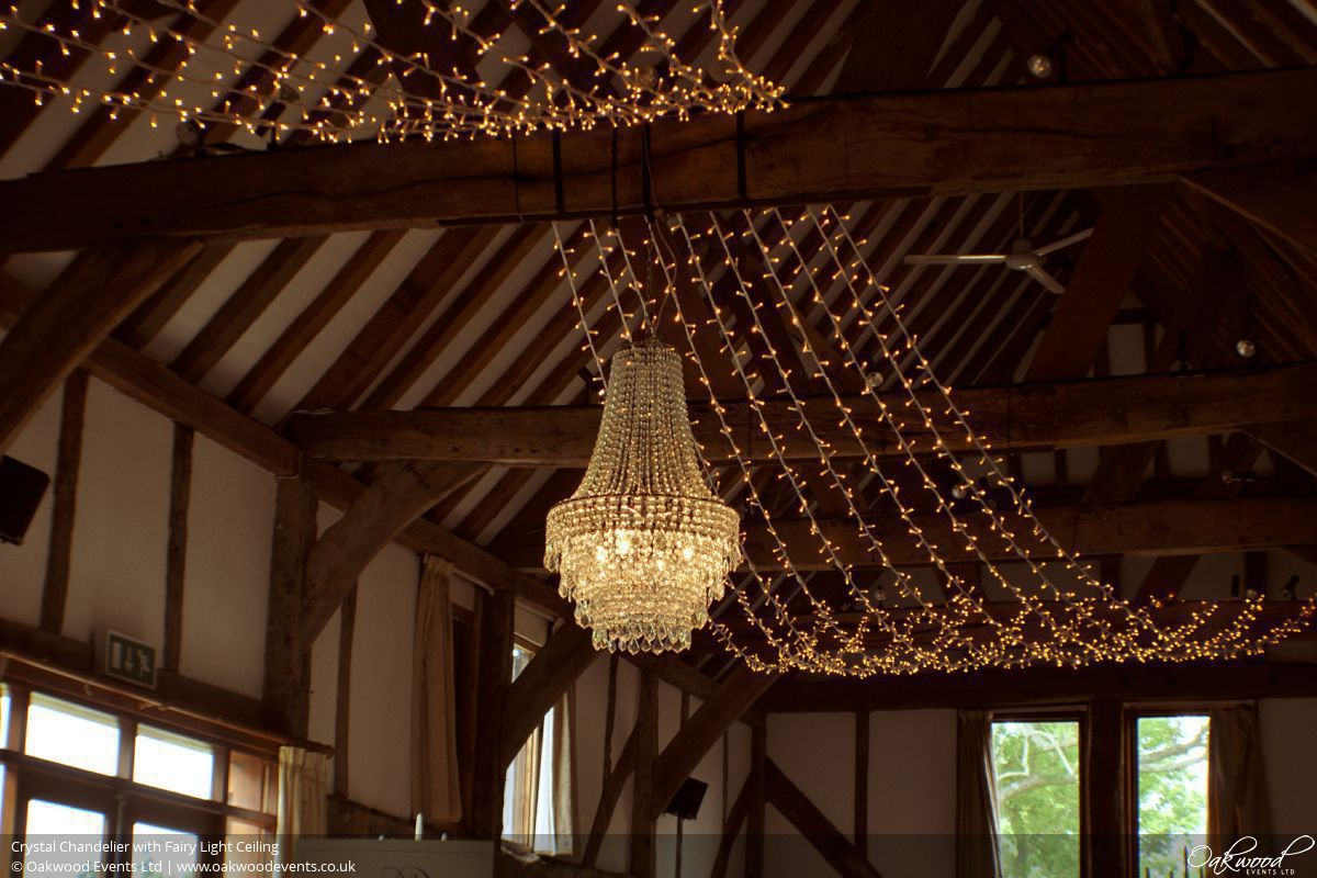 Chandelier Hire Wedding And Event Lighting By Oakwood Events