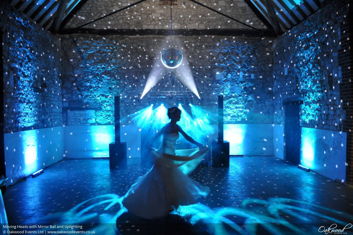 Disco Lighting Hire Wedding And Event Lighting By