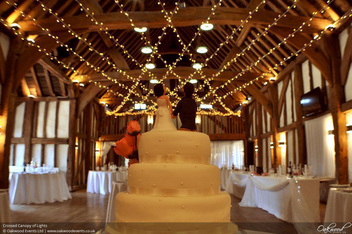 Fairy Lights Hire Oakwood Events