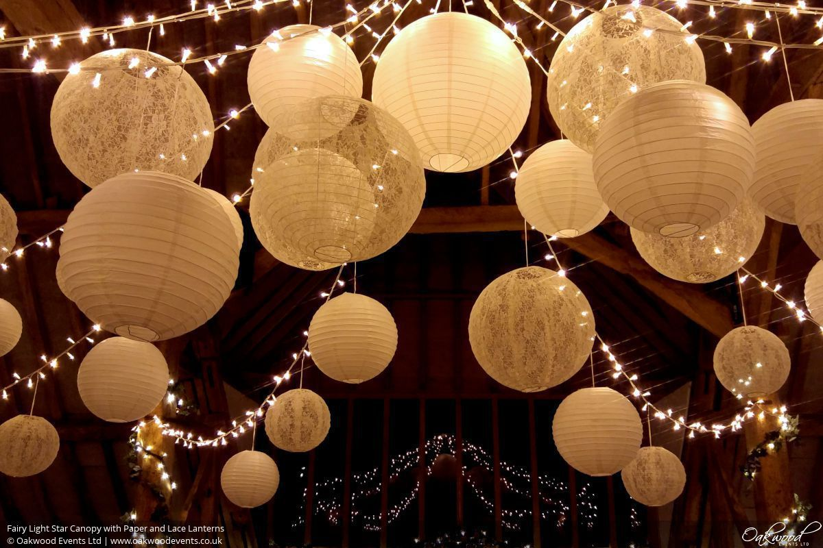 Fairy Light Hire Wedding And Event Lighting By Oakwood