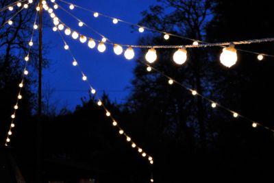 Festoon Lights Outdoors