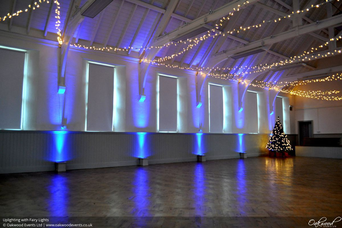 Uplighting Hire Wedding And Event Lighting By Oakwood Events