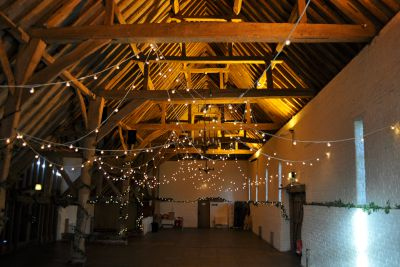 Ufton Court Festoon Random Loops