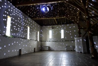 Ufton Court Mirror Ball