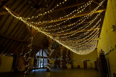 Ufton Court Widthways Fairy Lights